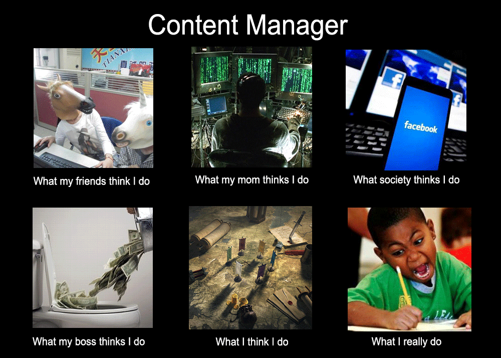Meme Content Manager