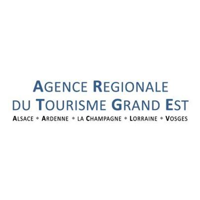 Logo de l'agence régionale du tourisme Grand-Est