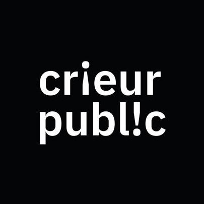 Logo Crieur Public