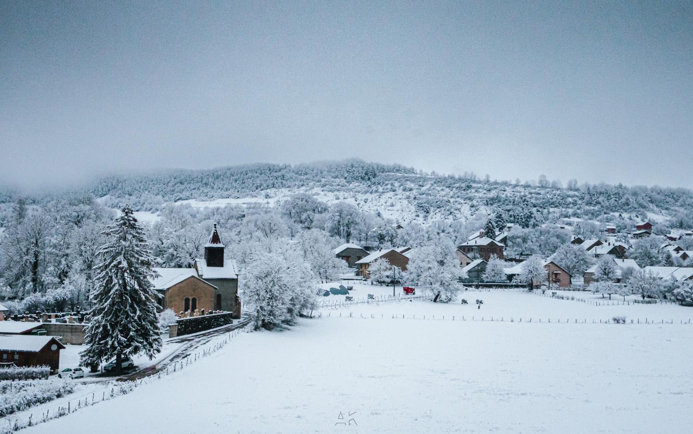 Village d'Evosges