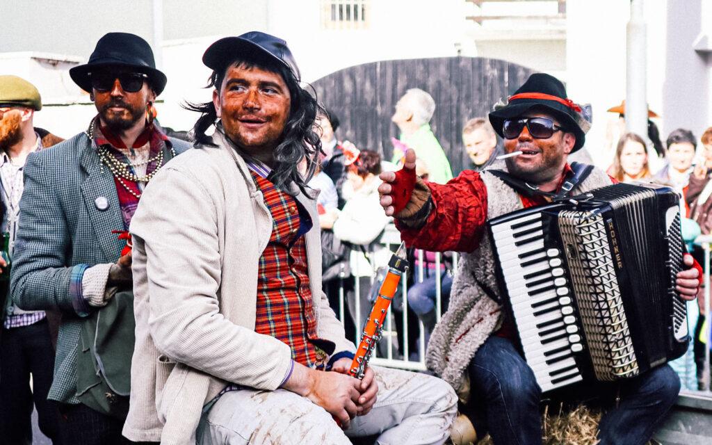 Carnaval slovène