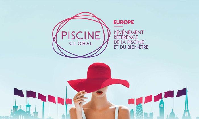 Salon Piscine Global Europe, référence de la filière piscine et spa