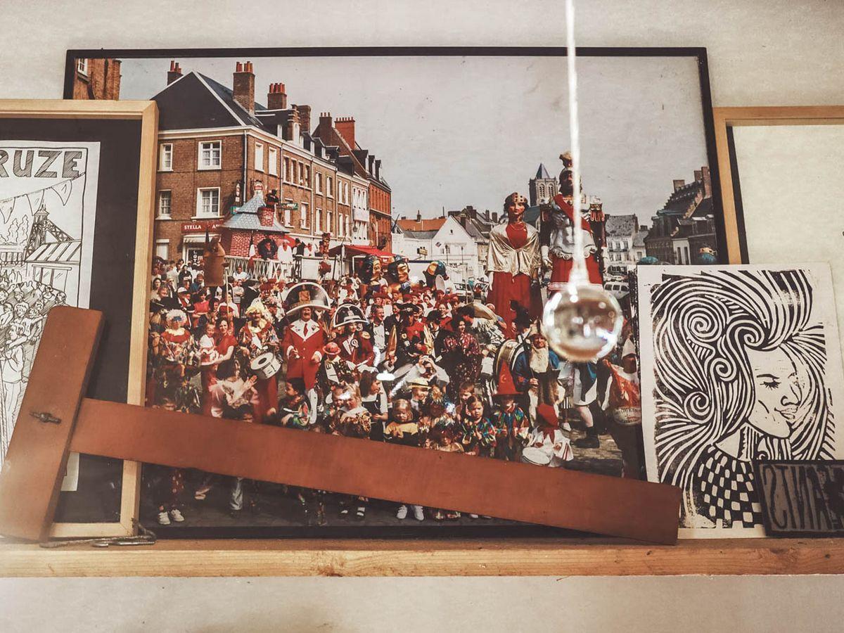 Carnaval des Géants de Lille